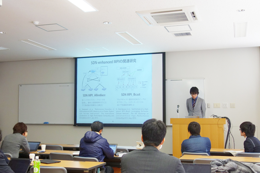 Takahashi's talk